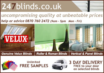 247 Made to Measure Blinds